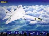 Great Wall Hobby BAC TSR.2