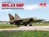 ICM MiG-25RBF