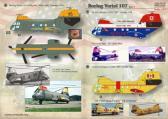 Print Scale Boeing-Vertol 107-II/Hkp 4 - Decals