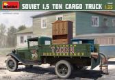 MiniArt 1,5 ton Cargo Truck