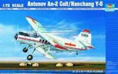 Trumpeter Aircraft-Antonov an-2 Colt/Nanchang Y-5
