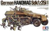 Tamiya Hanomag Sd.Kfz 251/1