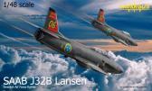 Tarangus SAAB J32B Lansen