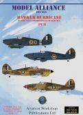 Model Allianc Group Hawker Hurricane in RAF and Commonwealth Service Part 2 - Decals