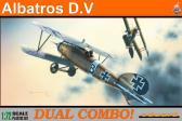 Eduard Albatros D.V - DUAL COMBO!