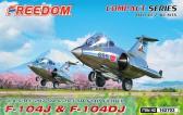 Freedom Model Kits F-104J & F-104DJ, Eggplane