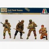 Italeri Anti Tank Teams WWII