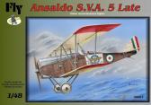 """Fly Ansaldo S.V.A. 5 """"Late"""""""