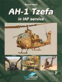 IsraDecal AH-1 Tzefa in IAF Service - Book