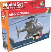 Italeri AH-58D Warrior - Model Set