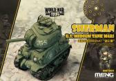 Meng Sherman, U.S. Medium Tank M4A1