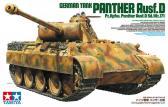 Tamiya PANTHER Ausf.D