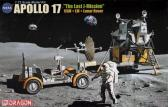 "Dragon Apollo 17 ""The Last J-Mission"" - CSM + LM + Lunar Rover"