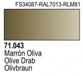 Vallejo Model Air 043 - Olive Drab
