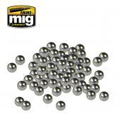 Ammo Mig Jimenez Stainless Steel Paint Mixers