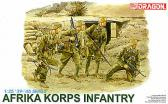 Dragon Afrika Korps Infantry