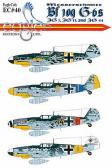 Eagle Cals Bf-109G-6