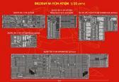 Eduard M1134 ATGM - Big Edition Detail Set (AFV)