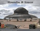 Pegasus Hobbies Haunebu II Saucer