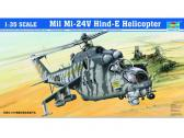 Trumpeter Mil Mi 24V Hind E Helicopter