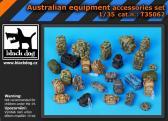 Black Dog Australian Equipment Accessories Set