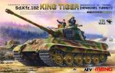 Meng King Tiger Sd.Kfz.182 (Henschel Turret)