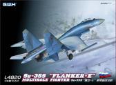 """Great Wall Hobby Su-35S """"Flanker-E"""""""