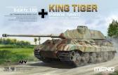 Meng Sd.Kfz.182 Kingtiger (Porsche Turret)