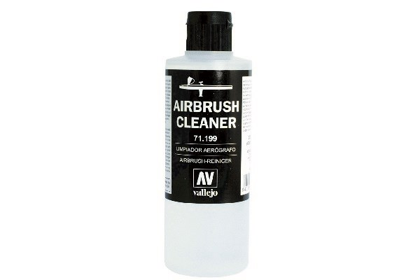 Vallejo Airbrush Cleaner 200 ml