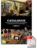 Vallejo Vallejo Catalog 2014