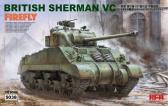 Rye Field Model British Sherman VC
