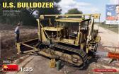 MiniArt U.S. Bulldozer