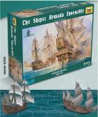 Zvezda Armada Invincible - Historical Wargame Starter Set