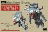 Hasegawa FIREBALL SG Intruder (2pcs)