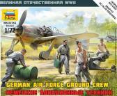 Zvezda German Lufwaffe Ground Crew