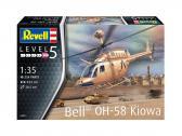 Revell Bell OH-58 Kiowa