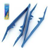 Shesto Ltd 2 x Plastic tweezers