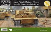Plastic Soldier German Tiger I Tank (4 vechicles)