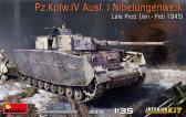 MiniArt Pz.Kpfw. IV Ausf. J Nibelungenwerk