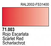 Vallejo Model Air 003 - Scarlet Red