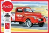 AMT 1940 Willys Gasser Pickup Coca Cola