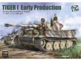 """Border Model Tiger I Early Production """"Battle of Kursk"""" (Sd.Kfz.181/PzKpfw IV Ausf. E)"""