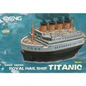 Meng Titanic Royal Mail Ship Cartoon