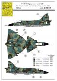 Maestro Models SAAB 37 Viggen 1-seater splinter camo paint mask