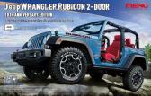 Meng Jeep Wrangler Rubicon 2-Door