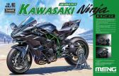Meng Kawasaki Ninja H2 R