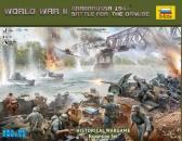 Zvezda Battle for the Dnaube - Wargame