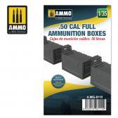 Ammo Mig Jimenez .50 cal Full Ammunition Boxes