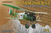 """Eduard """"Il Magnifico"""" Hanriot HD.I in Italian Service"""