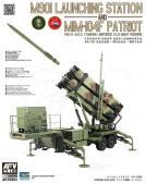 AFV Club M901 Launching Station and MIM-104F PATRIOT